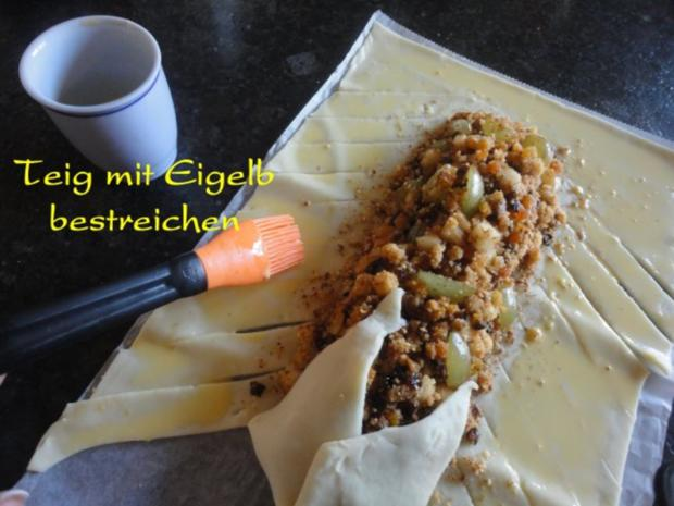 "Advent  Strudel  ""Surprise"" - Rezept - Bild Nr. 17"