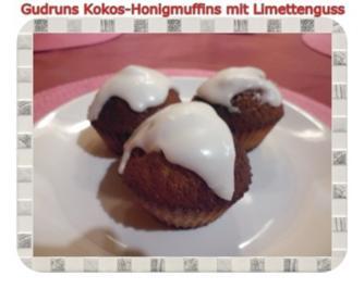 Muffins: Kokos-Honigmuffins - Rezept