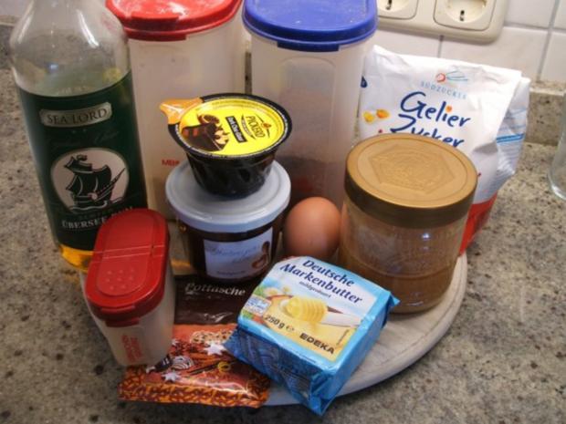 Plätzchen: Gefüllte Lebkuchen - Rezept - Bild Nr. 2