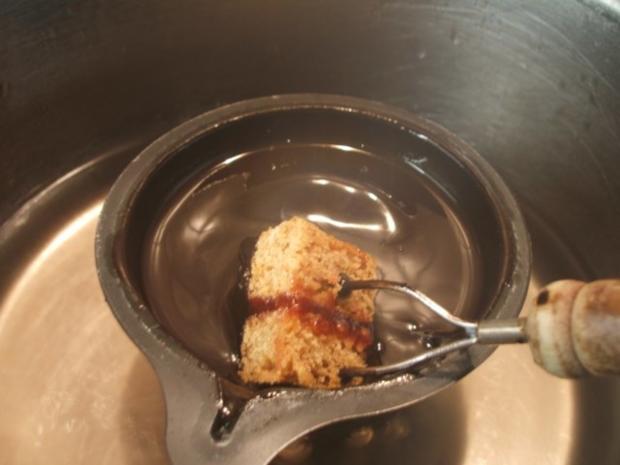Plätzchen: Gefüllte Lebkuchen - Rezept - Bild Nr. 15