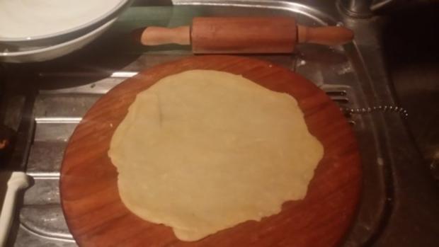 Samosas mit Dip  (Indische Teigtaschen) - Rezept - Bild Nr. 2