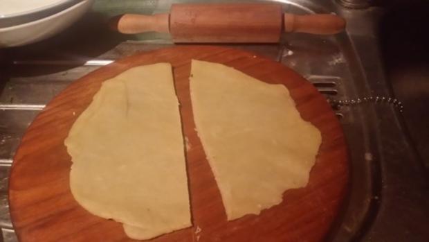 Samosas mit Dip  (Indische Teigtaschen) - Rezept - Bild Nr. 3
