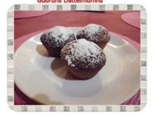 Muffins: Dattelmuffins - Rezept
