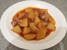 Kochen: Kartoffel-Gulasch - Rezept