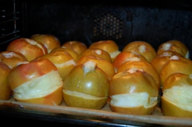 Bratäpfel - Rezept