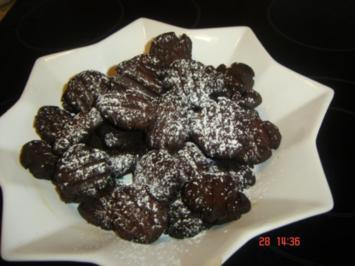 Rezept: Schnelle Kakao Plätzchen