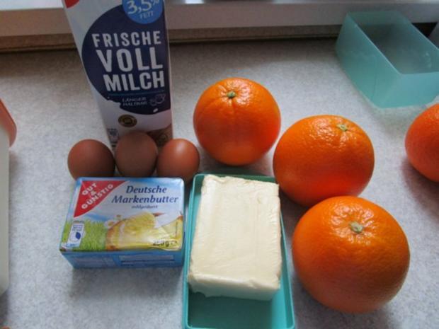 Torten: Apfelsinentorte von meiner Mama - Rezept - Bild Nr. 3