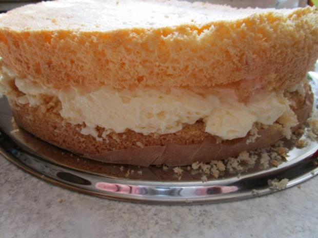 Torten: Apfelsinentorte von meiner Mama - Rezept - Bild Nr. 20