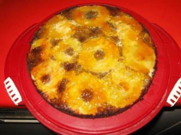 Rezept: Apfel - Mohntorte