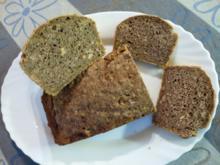 Kürbiskern-Walnuss-Dinkelbrot - Rezept