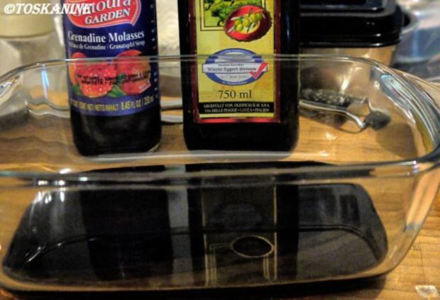 Granatapfel-Hähnchen - Rezept - Bild Nr. 2