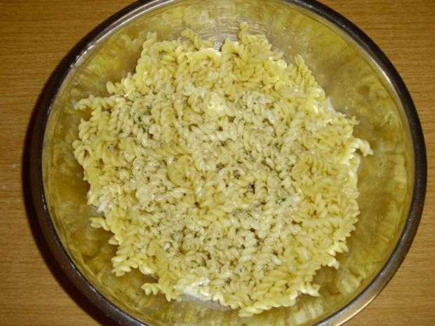 schneller Nudelsalat - Rezept - Bild Nr. 3