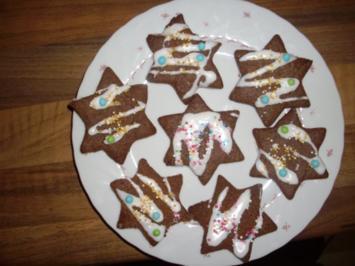 Rezept: weihnachtsplätzchen