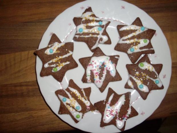 weihnachtsplätzchen - Rezept