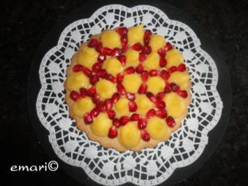 Zitronen Törtchen - Rezept