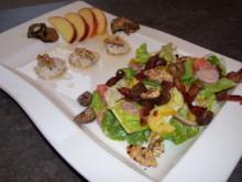 Wintersalat wird zum Festtagssalat de luxe - Rezept