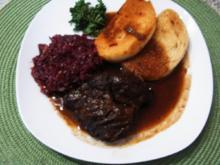 Rinderbäckchen - Rezept