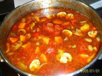 Party-Idee: Chili mit weißen Bohnen & Rindfleisch - Rezept