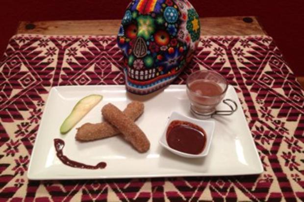 Churros con Chocolate - Rezept