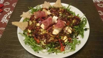 Rezept: feiner abendsalat