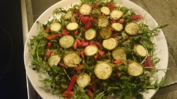 feiner abendsalat - Rezept - Bild Nr. 9