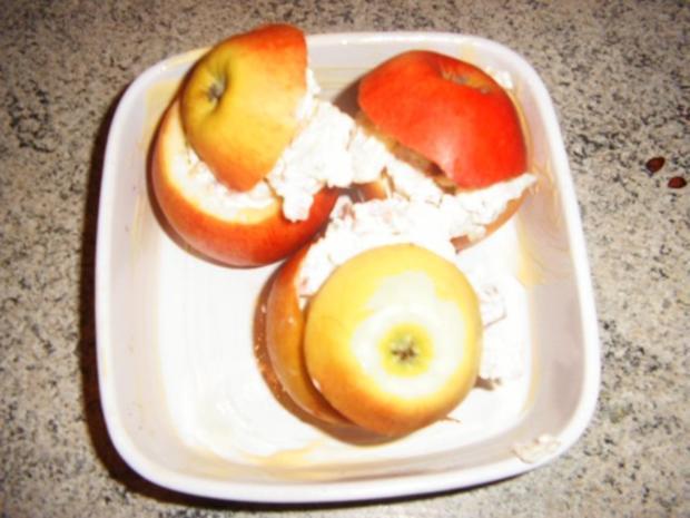 Pikante Bratäpfel - Rezept - Bild Nr. 5