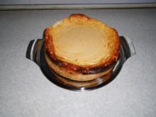 Kuchen: Bruni's Käsekuchen - Rezept