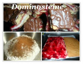 BiNe` S DOMINOSTEINE - Rezept