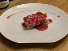 Erdbeerlasagne (Benjamin Heinrich) - Rezept