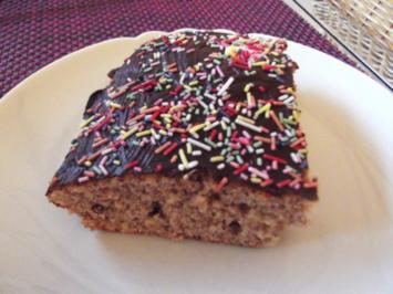Rezept: Lebkuchen