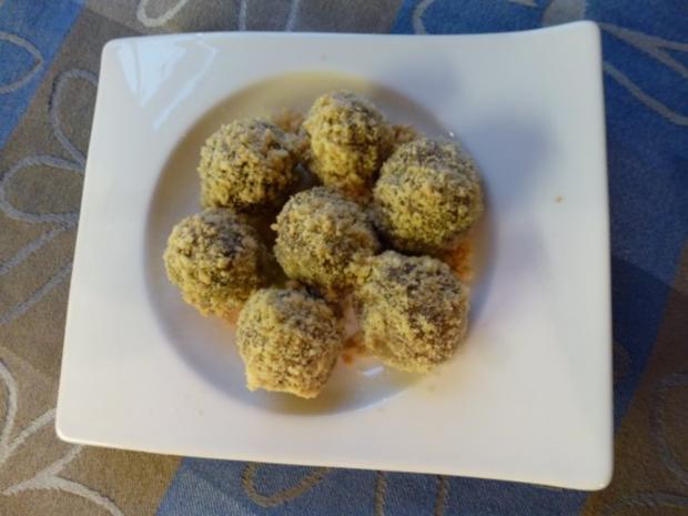 Lebkuchenpraline - Rezept
