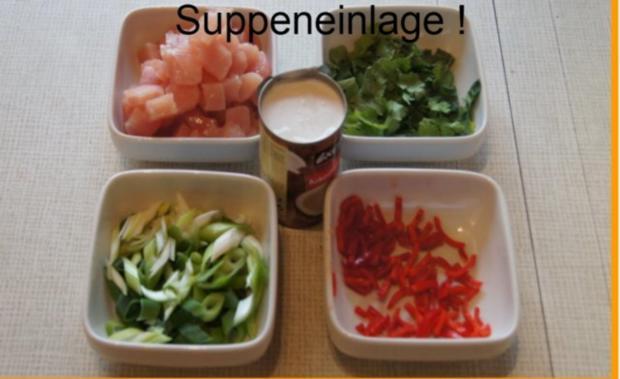 Asiatische Nudelsuppe - Rezept - Bild Nr. 6