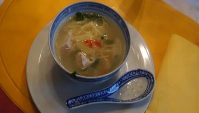 Rezept: Asiatische Nudelsuppe