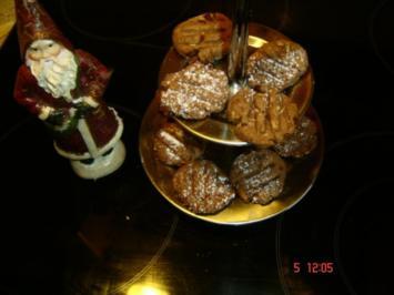 Rezept: Schokoladen-Pudding-Kekse