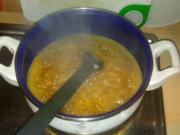 Lebkuchenherzen zum Nikolaustag - Rezept