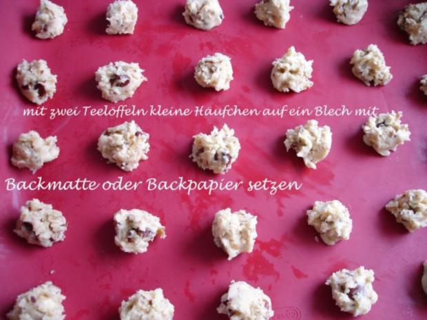 Nuss Cookies - Rezept - Bild Nr. 3