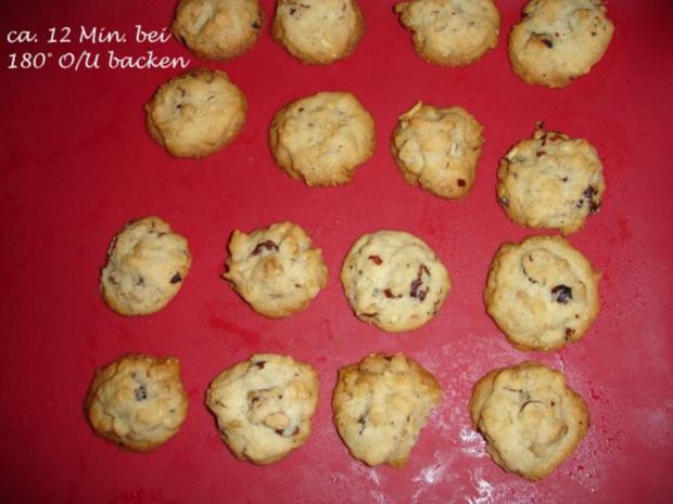 Nuss Cookies - Rezept - Bild Nr. 4