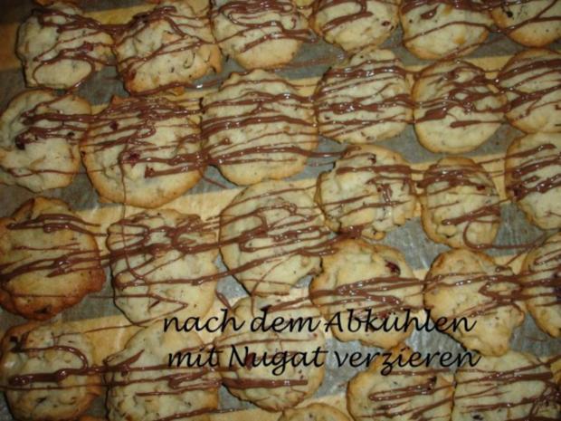 Nuss Cookies - Rezept - Bild Nr. 5