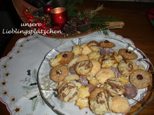 Nuss Cookies - Rezept - Bild Nr. 6