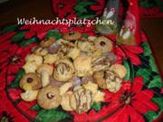 Nuss Cookies - Rezept