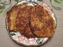 Kartoffel - Lauch - Röstis - Rezept
