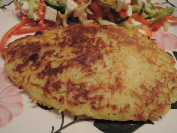 Kartoffel - Lauch - Röstis - Rezept - Bild Nr. 2