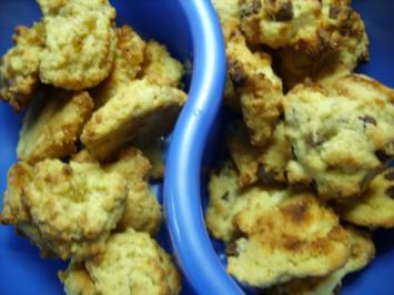 Rezept: Keks & Co: Dreierlei Cookies
