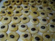 Keks & Co: Mokka-Orangen-Kekse - Rezept