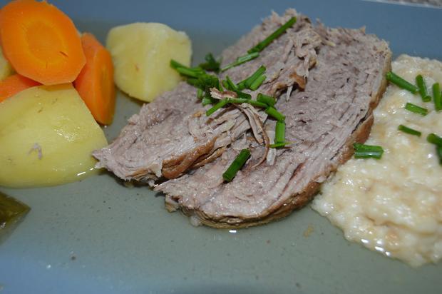 Kraftsuppe vom Rind und Tafelspitz - Rezept - Bild Nr. 364