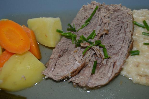 Kraftsuppe vom Rind und Tafelspitz - Rezept - Bild Nr. 367