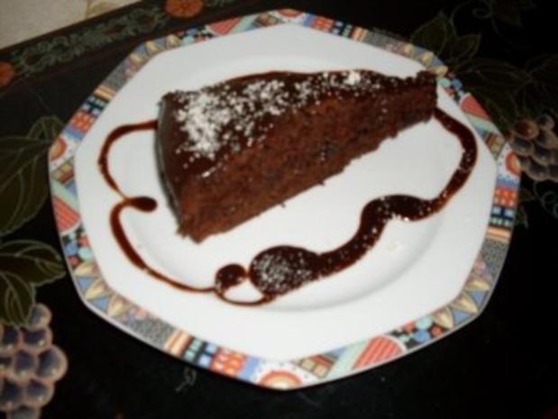 Death by Chocolate - Tot durch Schokolade - Rezept