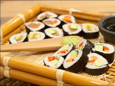Sushi, Amuse-Gueule - Rezept