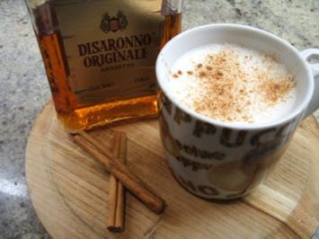 Getränke: Weihnachtsmilch, die 1. - Rezept