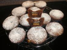 Domino - Muffins - Rezept